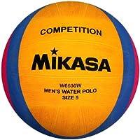 Mikasa Wasserball W6600W, gelb/blau/pink, 1211