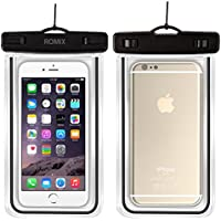 ULTRICS® Cellulare Borsa impermeabile universale per Apple Iphone 6s/6s Plus,