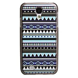 Wisedeal Ancient Greek Tribe Pattern Plastic Hard Back Case Cover for Samsung Galaxy S4 i9500 Retro Series with...