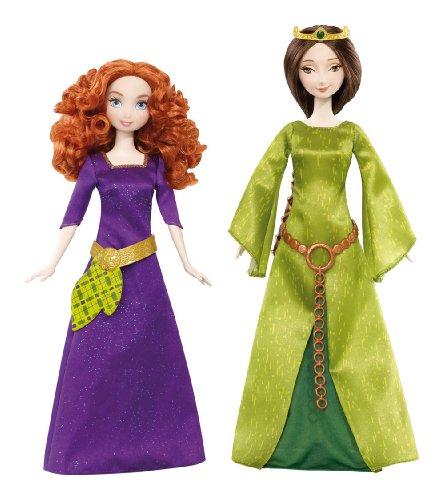 disney-princesses-x5322-2-poupees-mannequin-merida-et-la-reine-elinor