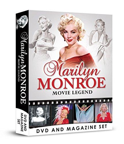 Marilyn Monroe - Movie Legend [DVD & Magazine Set] [UK Import]