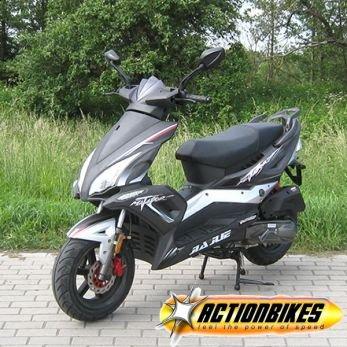 Matador JJ125QT-17 Roller 125cc 85 km/h Scooter Mofa
