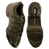 Bloch 523 Wave Tanz Sneaker Schwarz Größe 40 2/3