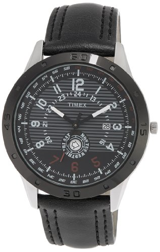 Timex Fashion Analog Multi-Color Dial Men's Watch - TI000U90200