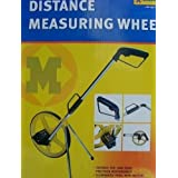 Distance Measuring Wheel With 5 Digit Readout Telescopic Handle 318M Road Land by Marksman