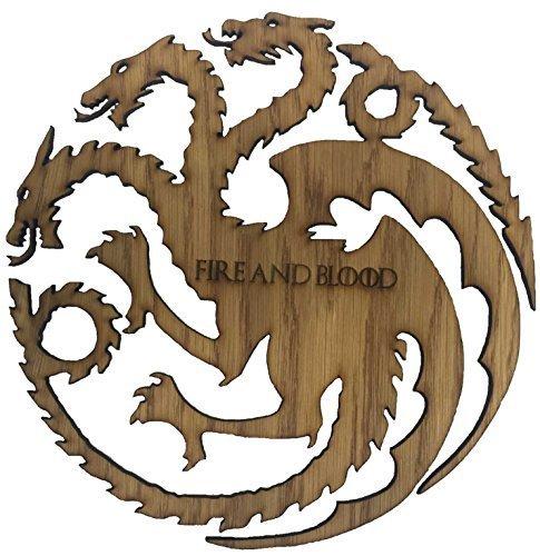 De Juego De Tronos Casa Targaryen