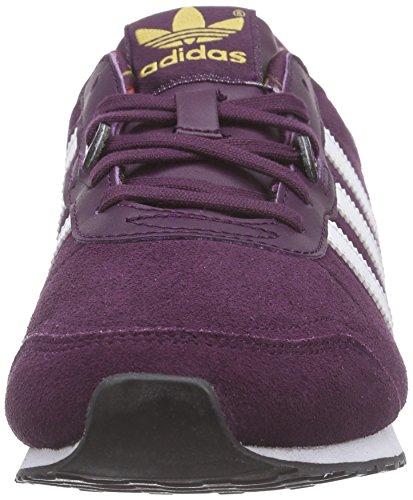 brand new 17473 89edd adidas - Zx 700 Be Low, Scarpe da ginnastica Donna Viola (Violett (Merlot  ...