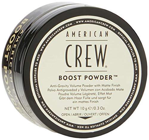 AMERICAN CREW BOOST POWDER für Dichte, Stand und Griff, 10 g