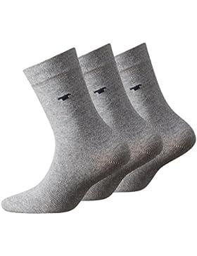Tom Tailor - Calcetines infantil, pack de 3