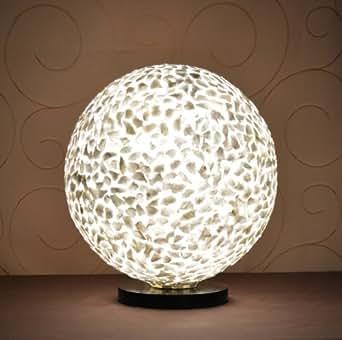lampe de table asiatique full moon la12 119 30 lampe design lampe pied lampe po tique. Black Bedroom Furniture Sets. Home Design Ideas
