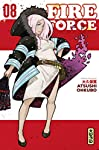 Fire Force Edition simple Tome 8