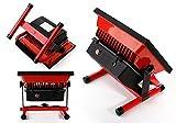 LED-Baustrahler Test: Roilois LED-Akku-Baustrahler 50 Watt