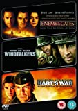 Enemy At The Gates/Windtalkers/Hart's War [DVD] by Jude Law