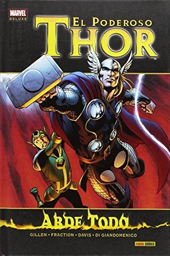El poderoso Thor. Arde todo - Numero 8