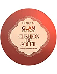 L'Oréal Make Up Designer Paris Glam Bronze Cushion Solaire Fond de Teint