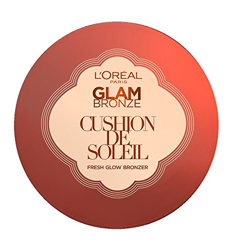 L'Oreal Paris Polvo Bronceador Glam Bronze Cushion