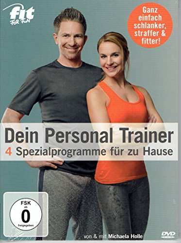 Dein Personal Trainer - 4 Spezialprogramme für zu Hause