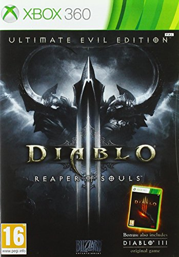 Diablo III: Reaper of Souls - Ultimate Evil Edition (Xbox 360) [UK IMPORT] (Diablo Iii Xbox Reaper Souls Of)