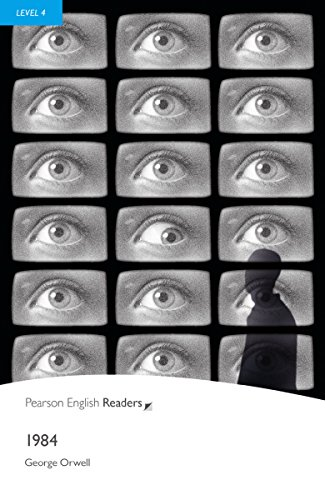 1984 - Englisch-Lektüre für Fortgeschrittene ab B1 (Pearson Readers - Level 4)