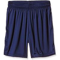 JAKO Palermo - Pantalones cortos de fútbol para niño, color azul (marino), talla 3