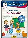 Das Schul-ABC. Verse zum Mitraten und Mitreimen: Mit 16 Seiten Leserätseln und -spielen (Büchersterne)