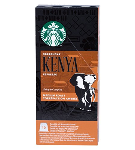 "Buy Starbucks variety Mix ""Venti"" - 60 nespresso compatible capsules - 6 different blends (in total 6x10 pods) - Starbucks"