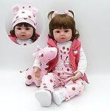 Nicery Reborn Baby Doll Simulación Vinilo De Silicona Realista...
