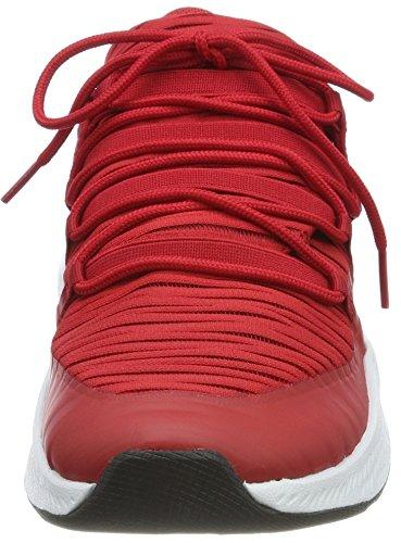 Nike Jordan Formula 23 Basse, Sneaker Uomo Rosso (gym Rouge / Gym Rouge-pure Platinum-)