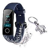 Huawei Honor Band 4 Fitness Armband Uhr mit Pulsmesser Wasserdicht IP67 Fitness Tracker Aktivitätstracker Pulsuhren Bluetooth