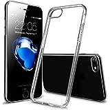 iPhone 7 Hülle (4,7 Zoll), ESR® 0.8mm Dünn Transparent Schutzhülle [Jet Black Optimized] Weiche ...
