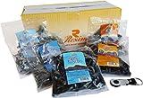 Rexim Lakritz Probierpaket 2000g (5x 400g) | Set inkl. Salzige Seesterne, Seemanns Knoten, Starke Fische, Lakritz Gelee & Lakritz Zoo