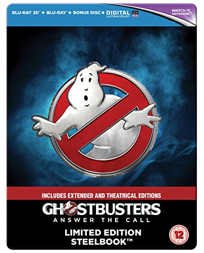 Ghostbusters [Blu-ray] [UK Import]