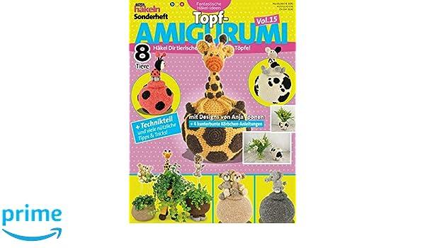 Simply Häkeln Fantastische Häkel Ideen Freche Bengel Amigurumi Vol