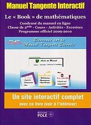 Manuel Tangente Mathématiques seconde : Le Book