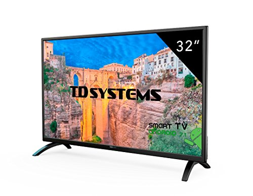 TD Systems K32DLM8HS Smart TV 32