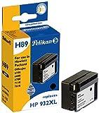 Pelikan Druckerpatrone H89 ersetzt HP CN053AE, Schwarz