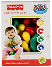 Fisher-Price Baby Activity Preschool Infant Chain India (Multi Color)