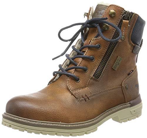MUSTANG Unisex-Kinder 5051-608-307 Klassische Stiefel, Braun (Cognac 307), 39 EU