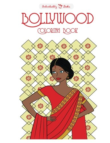 Bollywood Colouring Book por Individuality Books