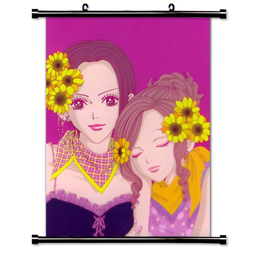 NANA Anime Fabric Wall Scroll Poster (40.64 cm x 53.34 cm) [-NANA cm. WP 1] Wp Wall