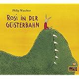 Rosi in der Geisterbahn: Vierfarbiges Pappbilderbuch