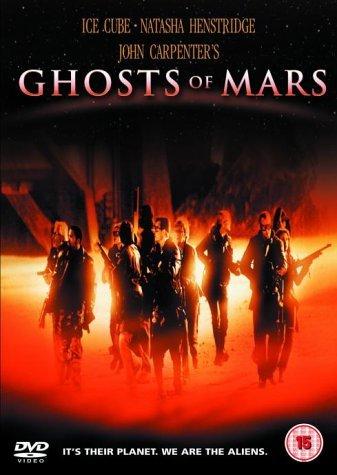 John Carpenter's Ghosts Of Mars [DVD] [2001] by Natasha Henstridge