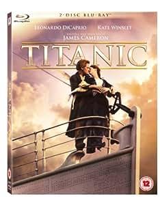 Titanic [Blu-ray] [1997] [Region Free]