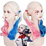 Harley Quinn Perücke