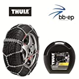 Premium Thule CS-10 Snow Chains for Cars Tyre Size - Best Reviews Guide