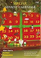 Sirdar Knitting Pattern Book 298 - Advent Calendar by Alan Dart