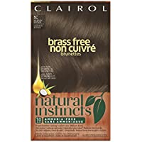 Clairol istinti ottone capelli senza colore naturale, 1kit (Confezione da 3)