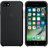 For Apple IPhone 6 & 6S Nikcase OG High Quality Premium Silicone Case Back Cover For IPhone 6 And IPhone 6S (BLACK)