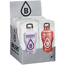 Bolero Drinks - Kennenlernpaket, 56 Sorten, 501 g, für 84 Liter Getränke