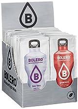 Instant Erfrischungsgetränk in 56 verschiedenen Geschmacksrichtungen. Inhalt: 501 g. 56 Beutel für 84 - 168 Liter fertiges Getränk. 56 verschiedene Geschmacksrichtungen, je 1 Beutel pro Geschmacksrichtung. Im Mixpaket sind folgende Sorten enthalten: ...